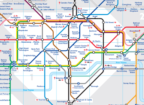 london tube map source wikipedia