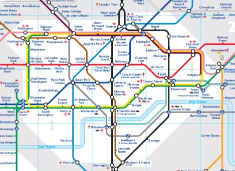 Tube Maps (1/6)