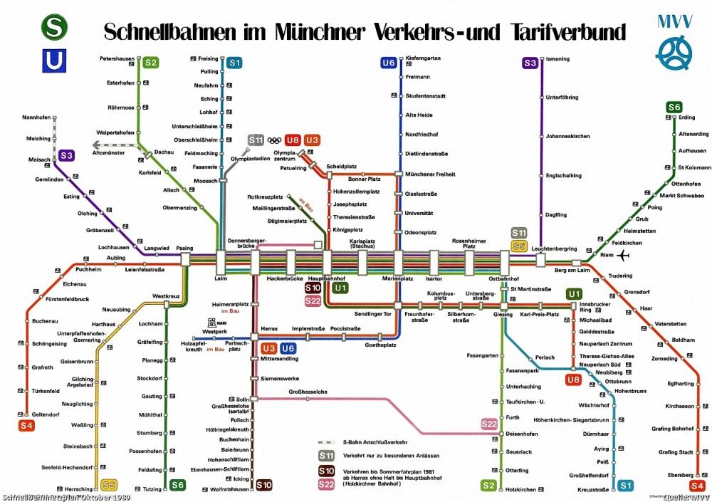 Tube Maps (3/6)