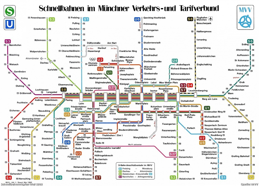 Tube Maps (4/6)