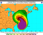 Superstorm Sandy – Visualizing Hurricanes