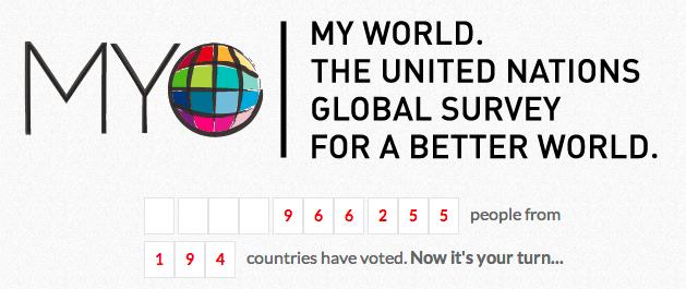 MyWorldVotes
